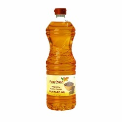 Paaritosh Kachi Ghani Mustard Oil, Rich in vitamin E