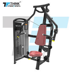 Seated Chest Press Gym Machine