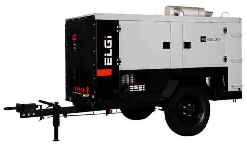 Electric Powered Portable Compressor