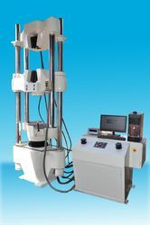 Front Open Cross Head Universal Testing Machine