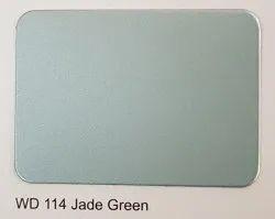 Wd-114 Metallic Green ACP