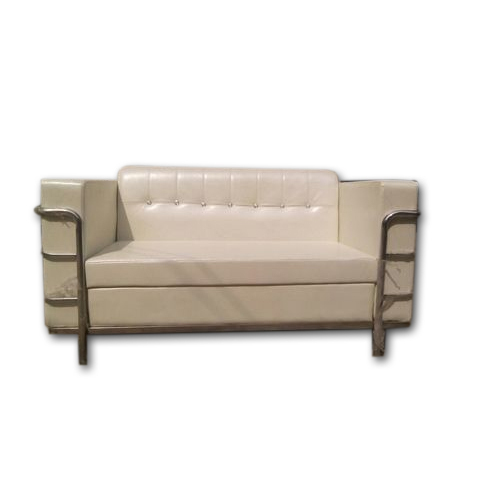S R Steel Office Sofa