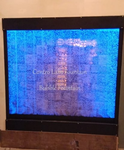 Acrylic Bubble Fountain Wall Panel