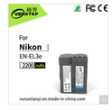 Battery For Nikon En El3e New Decoding Display