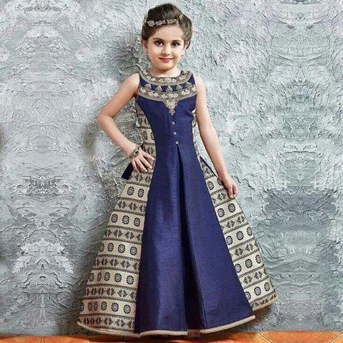 Kids Gown, Bachchon Ka Gown - Hansni Fashion, Surat   ID: 15481516473