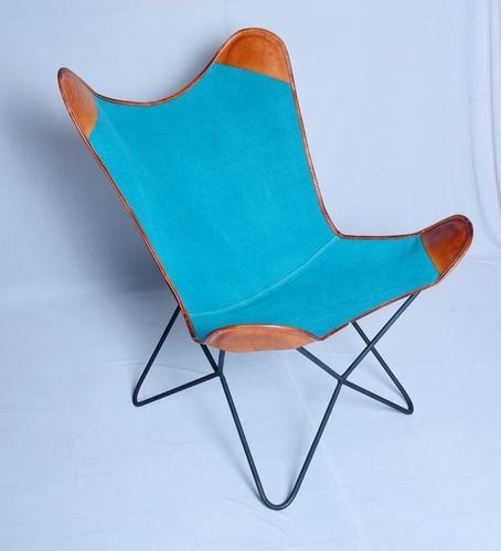 Canvas Butterfly Chair