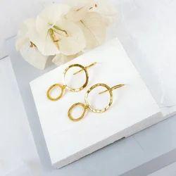 Minimalist Geometric Women Dangle Earrings