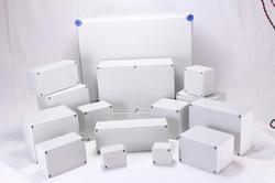 VSM Plast RAL 7035 ABS Enclosures (Junction Boxes), Size/Dimension: Up to 300 x 400 x 140 mm