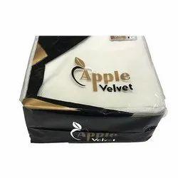 Paper 2 30 x 30 inch Apple Velvet Tissue