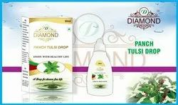 Diamond Punch Tulsi Drop