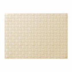 Pro Linen PVC Table Mat, Size: 30x45 cm
