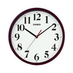 Round Dial Analog Wall Clock