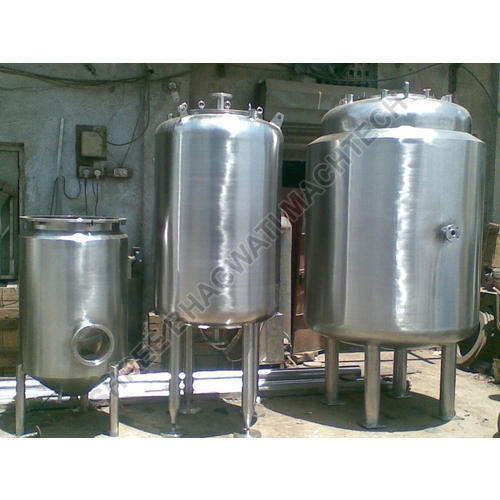 Stainless Steel Tank Stainless Steel Storage Tank