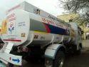 20 KL Petrol Tanker
