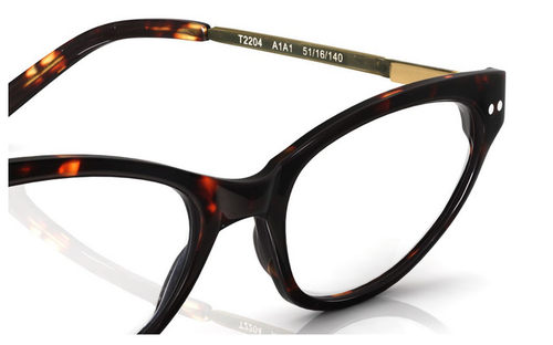 6966a20080 Titan Female Women Eyeglasses T2204a1a1
