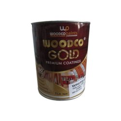 Woodco High Gloss Gold Premium Coating NC Paints, Packaging Type: Bucket, Packaging Size: 1 L