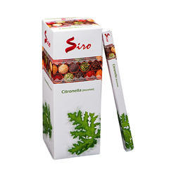 Citronella Square Incense Sticks