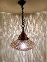 Brass UFO Lantern Small Lamp