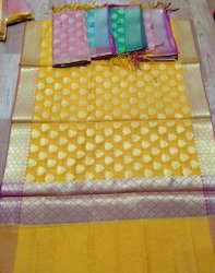 Banarasi Cotton Dupatta
