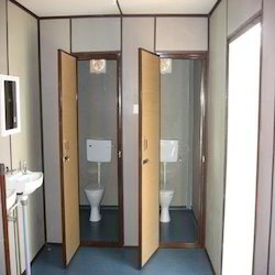 Toilet Bunk House