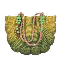 Bamboo Butterfly Ladies Bag