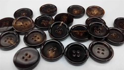 Buffalo Horn Buttons