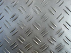 Stainless Steel Chequered Plates 316L