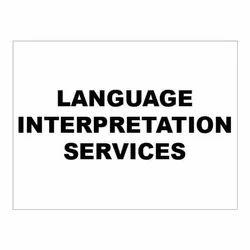 Language Interpretation Services
