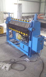 Hydraulic Sheet Folding Machine