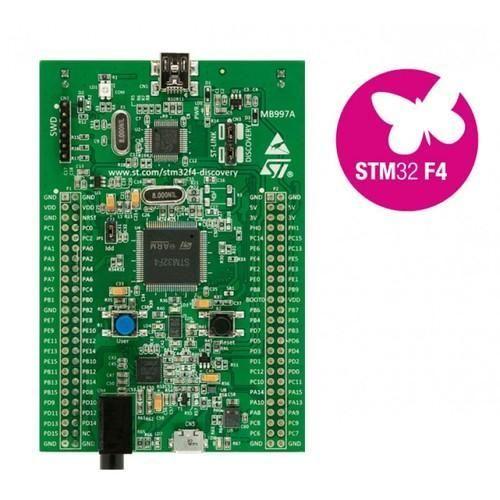 STM32 F4 Discovery Kit STM32F411 MCU - Sri Electronics & Embedded