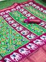 Soft Cotton Sarees With  Zari Borders