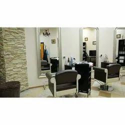 Modern Beauty Salon Interior Designer Services