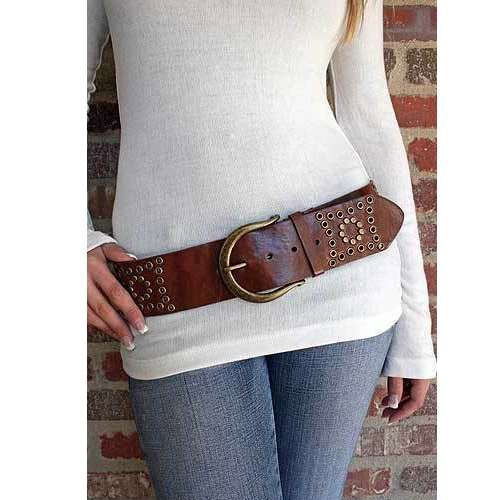 78471d40a Genuine Leather Ladies Leather Belt, Rs 450 /piece, IBA ...