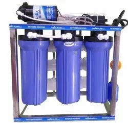 Wholer 25 Lph Commercial Ro Water Purifier Plant  25 Liter With Shut Off Sensor