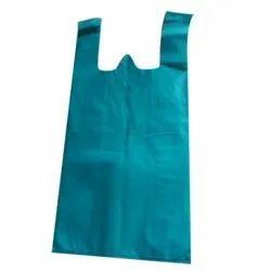 Sky Blue Cotton Carry Bag