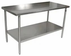STARLAND Stainless Steel Work Table, Ss, For Kitchen, Houses