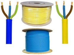 Rubber Cable (3 Core) Bis 9968 ( Approved )