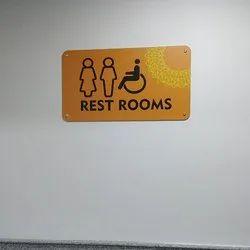 Hotel Directional Signage