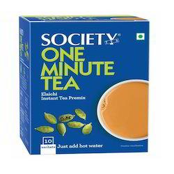 Society - One Minute Tea - Elaichi