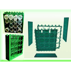 RC Polypropylene ( PP ) UV ray stabilized Green Wall