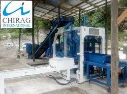 Chirag New Generation Cement  Brick Making Machine