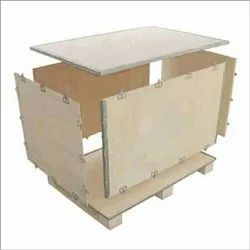 Non-Edible Square Nailless Plywood Box, For Gift & Crafts