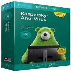 卡巴斯基1pc 3年防病毒软件,为Windows