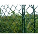 PVC Coated GI Chain Link Mesh Fence