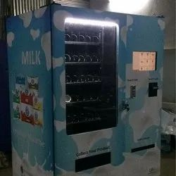 Milk Pouch Vending Machine