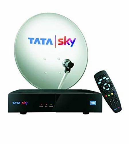 Tata Sky Hd Set Top Box And Airtel Digital Tv Hd Set Top