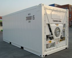 Refrigerated container 20 feet