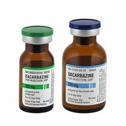 Dacarbazine, Packaging Type: Vial
