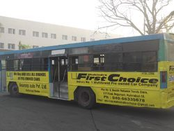 Bus Advertising Service