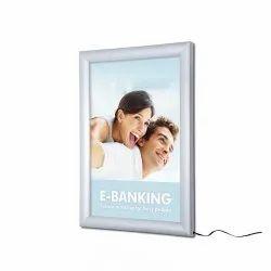 LED Clip On Frame